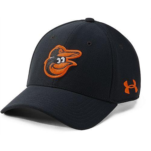 Men's Under Armour Baltimore Orioles Blitzing Adjustable Cap