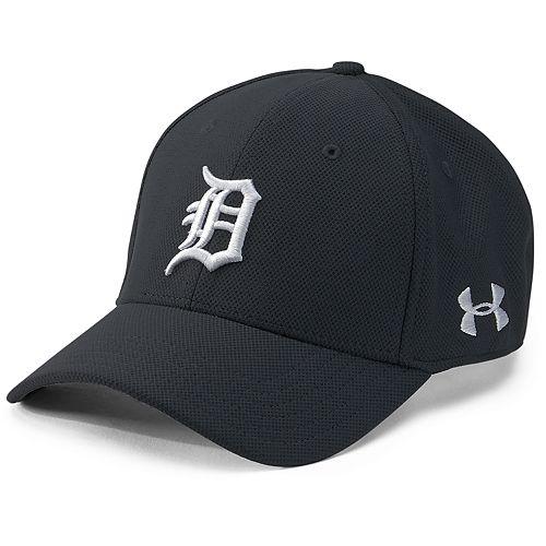 Men's Under Armour Detroit Tigers Blitzing Adjustable Cap