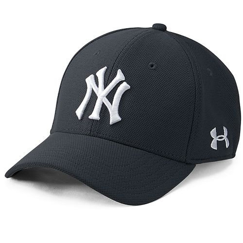 Men's Under Armour New York Yankees Blitzing Adjustable Cap