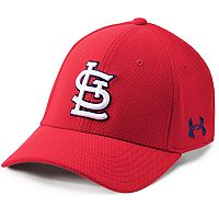 Men's Under Armour St. Louis Cardinals Blitzing Adjustable Cap