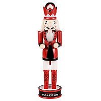 Forever Collectibles Atlanta Falcons Nutcracker