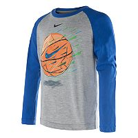 Boys 4-7 Nike Basketball Graphic Tee