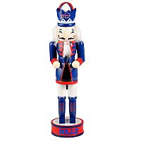Forever Collectibles Buffalo Bills Nutcracker