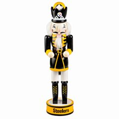 Forever Collectibles Pittsburgh Steelers Nutcracker