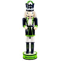 Forever Collectibles Seattle Seahawks Nutcracker