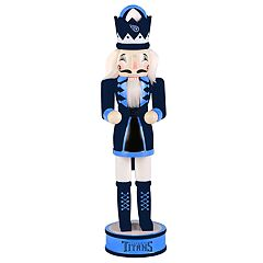 Forever Collectibles Tennessee Titans Nutcracker