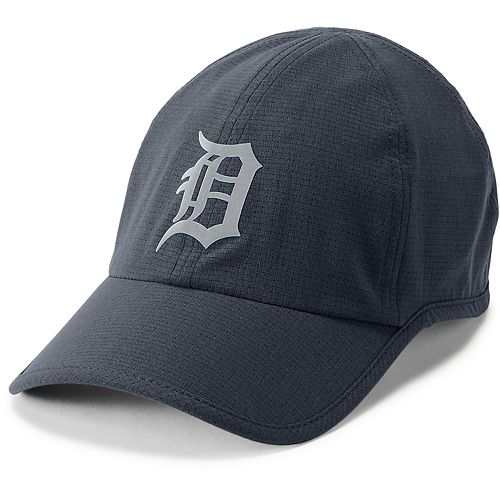 Men's Under Armour Detroit Tigers Shadow AirVent Adjustable Cap