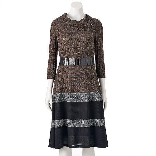 Women's Bethany Ribbed Sweater Dress