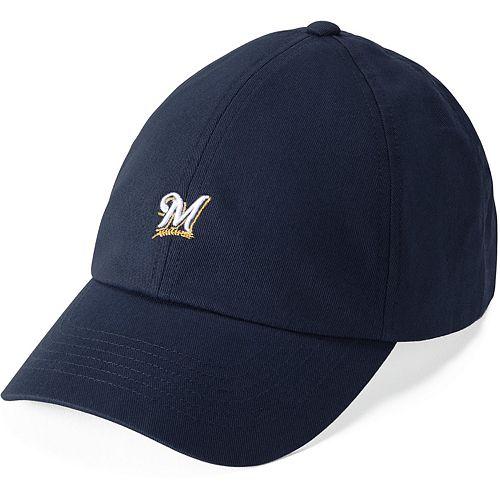 Women's Under Armour Milwaukee Brewers Adjustable Cap