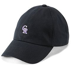 Women's Under Armour Colorado Rockies Adjustable Cap