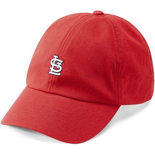 Women's Under Armour St. Louis Cardinals Adjustable Cap