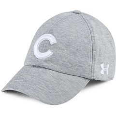 Women's Under Armour Chicago Cubs Renegade Adjustable Cap