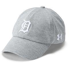511cf181ca040 Women s Under Armour Detroit Tigers Renegade Adjustable Cap
