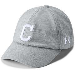 Women's Under Armour Cleveland Indians Renegade Twist Cap