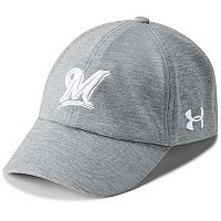 Women's Under Armour Milwaukee Brewers Renegade Twist Cap