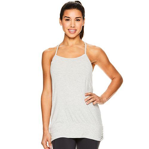 Women's Gaiam Balance Yoga Tunic Tank