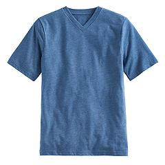 Boys 8-20 Urban Pipeline® Ultimate Solid V-neck Tee