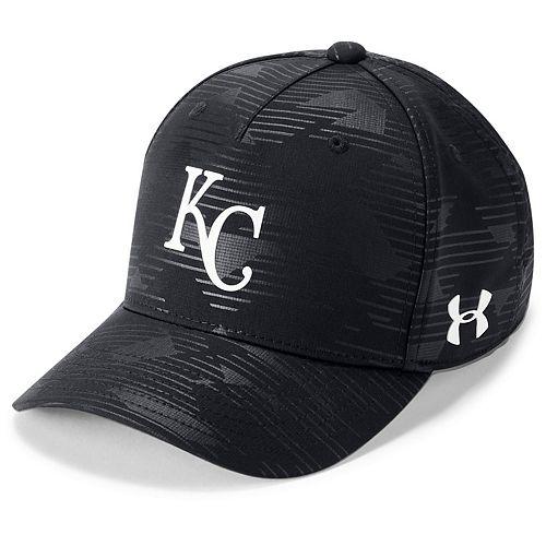 Boys 8-20 Under Armour Kansas City Royals Embossed Cap