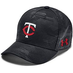 Boys 8-20 Under Armour Minnesota Twins Storm Embossed Cap