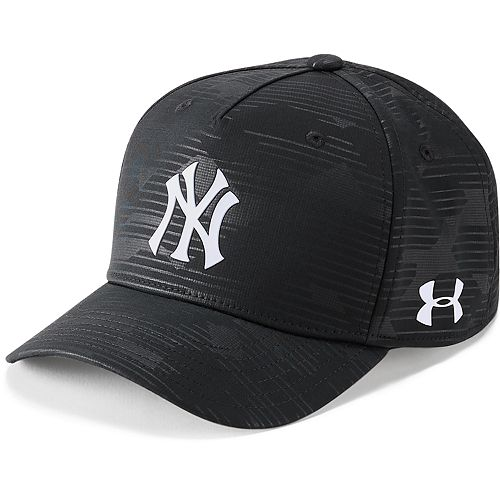 Youth Under Armour New York Yankees Storm Adjustable Cap 606c4b4dae6