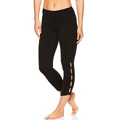Women's Gaiam Dharma Yoga Capri Leggings