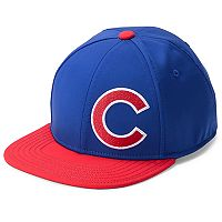 Youth Under Armour Chicago Cubs Adjustable Snapback Cap
