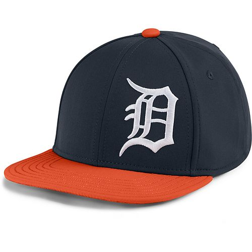 9eae14422e3 Youth Under Armour Detroit Tigers Adjustable Snapback Cap