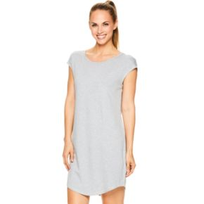 Women's Gaiam Mindful French Terry Yoga Dress