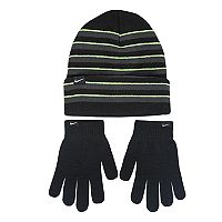 Boys Nike Beanie & Gloves Set