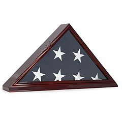 Bey-Berk Memorial Flag Display Case