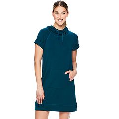 Women's Gaiam Bliss Short Sleeve Yoga Dress