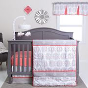 Trend Lab 3 pc Valencia Crib Bedding Set