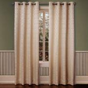 Softline 1-Panel Kofi Window Curtain
