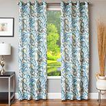 Softline 1-Panel Lerin Window Curtain