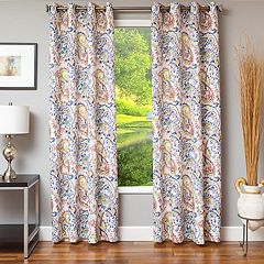 Softline 1-Panel Lerin Window Curtain