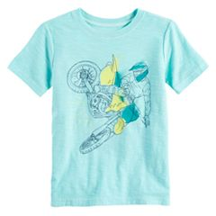 Boys 4-7x SONOMA Goods for Life™ Biker Slubbed Graphic Tee