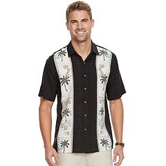 Men's Batik Bay Classic-Fit Tropical Soft Touch Button-Down Shirt