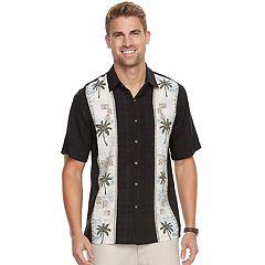 Men's Batik Bay Classic-Fit Tropical Soft Touch Button-Down Shirt