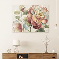 Artissimo Designs Romantic Afternoon Canvas Wall Art