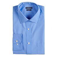 Men's Croft & Barrow® Slim-Fit Easy-Care Spread-Collar Dress Shirt