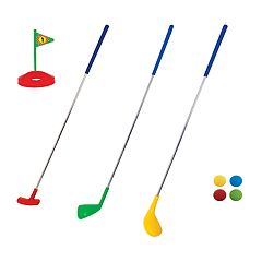 Gamenamics Deluxe Kids Golf Set
