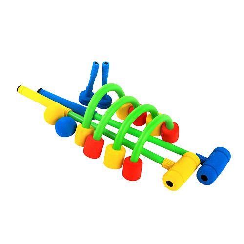 Gamenamics Kids Croquet Set