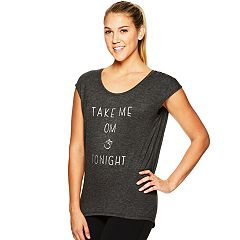 Women's Gaiam Dani Yoga Graphic Tee