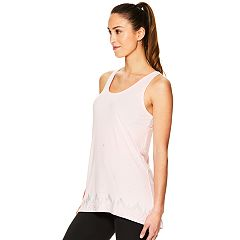 Women's Gaiam Fiona Yoga Graphic Tank