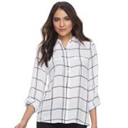 Women's Apt. 9® Georgette Blouse