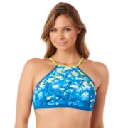 Women's Reebok Word on the Street High-Neck Bikini Top