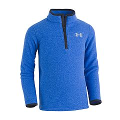 Boys 4-7 Under Armour 1/4-Zip Fleece Lightweight Pullover