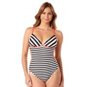Women's Reebok Direction Reflection Monokini Swimsuit