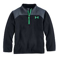 Boys 4-7 Under Armour 1/4-Zip Fleece Pullover