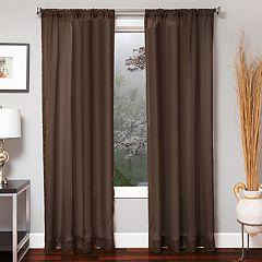 Softline 1-Panel Cosimo Window Curtain